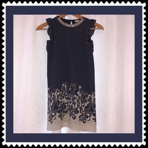 Monteau ❤️Girl Beautiful dress size 7/8(S)